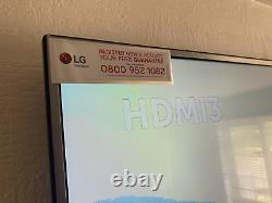 LG 65 inch Smart TV 65UH615V LED HDR 4K Ultra HD Smart TV, with Freeview HD