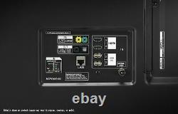 LG 65NANO796 65 Inch 4K Ultra HD HDR NanoCell Smart WiFi TV
