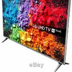 LG 65UK6500PLA UHD 65 Inch 4K Ultra HD A+ Smart LED TV 4 HDMI