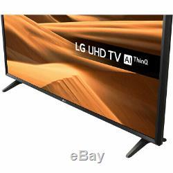 LG 65UM7000PLA 65 Inch TV Smart 4K Ultra HD LED Freeview HD and Freesat HD 3
