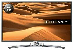 LG 65UM7400 65 Inch 4K Ultra HD Smart WiFi LED TV Black