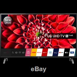 LG 65UN71006LB 65 Inch TV Smart 4K Ultra HD LED Freeview HD and Freesat HD 3