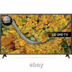 LG 65UP75006LF 65 Inch TV Smart 4K Ultra HD LED Analog & Digital Bluetooth WiFi