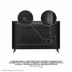 LG 70UN7100 70 Inch 4K Ultra HD HDR Smart WiFi LED TV Black