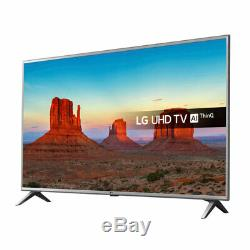LG 75UK6500PLA 75 Inch Smart 4K Ultra HD TV With HDR Freeview HD Freeview Play