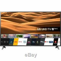 LG 75UM7050PLA 75 Inch TV Smart 4K Ultra HD LED Freeview HD and Freesat HD 3