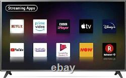 LG 75UN7070 75 Inch 4K Ultra HD HDR Smart WiFi LED TV