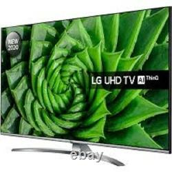 LG 75UN81006LB 75 Inch TV Smart 4K Ultra HD LED Freeview HD and Freesat HD 4