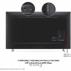 LG 75UP77006LB 75 Inch TV Smart 4K Ultra HD LED Analog & Digital Bluetooth WiFi