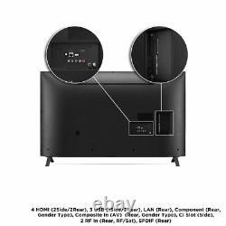 LG 82UN85006LA 82 Inch TV Smart 4K Ultra HD LED Freeview HD and Freesat HD
