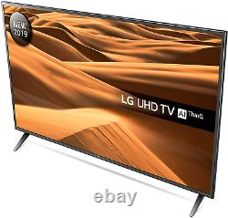 LG Large 55 Inch Smart TV 4K Ultra HD Freeview Slim Television Internet HDMI