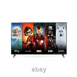 LG NANO956NA 55 Inch 8K Ultra HD HDR Nanocell Smart WiFi TV