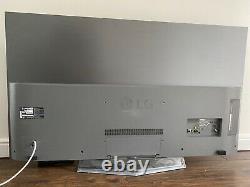 LG OLED55B6V 55 Inch 4k Ultra HD OLED Flat Smart TV WebOS