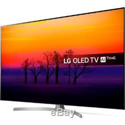 LG OLED55B8SLC 55 Inch 4K Ultra HD A Smart OLED TV 4 HDMI