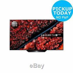 LG OLED55B9 55 Inch 4K Ultra HD Smart WiFi OLED TV Black
