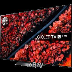 LG OLED55B9PLA OLED B9 55 Inch TV Smart 4K Ultra HD OLED Freeview HD and