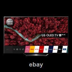 LG OLED55BX6LB 55 Inch TV Smart 4K Ultra HD OLED Freeview