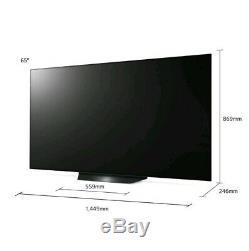 LG OLED65B9PLA OLED B9 65 Inch TV Smart 4K Ultra HD OLED Freeview HD