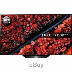 LG OLED65B9PLA OLED B9 65 Inch TV Smart 4K Ultra HD OLED Freeview HD and