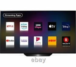 LG OLED65BX6LB 65 Inch TV Smart 4K Ultra HD OLED Freeview HD RRP £1599