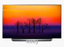 LG OLED65C8PLA 65 Inch SMART 4K Ultra HD HDR OLED TV Freeview Play C Grade