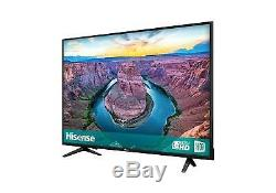 Large 65 Inch 4K Smart TV Ultra HD Television HDR Freeview Play Internet Wifi