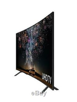 NEW Samsung Smart TV 49 Inch 4K Ultra HD WiFi LED Curved TV App and Slim Design