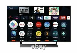 Panasonic TX-40HX800B 40 Inch 4K Ultra HDR Smart WiFi LED TV Black