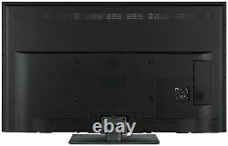 Panasonic TX-43GX550B 43 Inch 4K Ultra HD HDR Freeview HD Smart WiFi LED TV