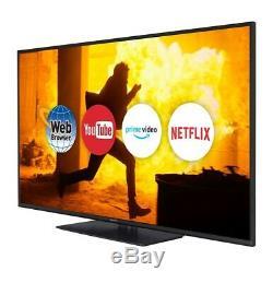Panasonic TX-43GX551B 43 Inch SMART 4K Ultra HD HDR LED TV Freeview Play