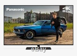 Panasonic TX-43GX680B 43 Inch SMART 4K Ultra HD HDR LED TV Freeview Play