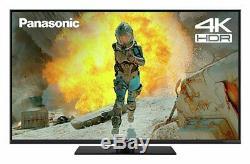 Panasonic TX-49FX550B 49 Inch 4K Ultra HD HDR Smart WiFi LED TV Black