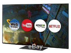 Panasonic TX-55FZ802B 55 Inch SMART 4K Ultra HD HDR OLED TV Freeview Play
