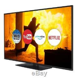 Panasonic TX-55GX550B 55 Inch SMART 4K Ultra HD HDR LED TV Freeview Play