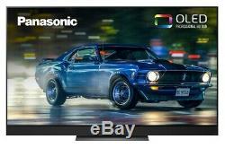 Panasonic TX-55GZ2000B 55 Inch SMART 4K Ultra HD Premium OLED TV Freeview Play