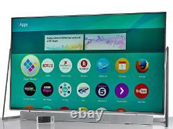 Panasonic TX-58DX802B 58-Inch 3D Smart 4K Ultra HD HDR LED TV Including Soundbar