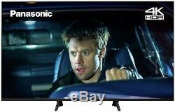 Panasonic TX-58GX700B 58 Inch 4K Ultra HD HDR Smart WiFi LED TV Black