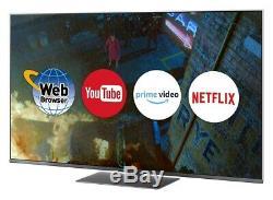Panasonic TX-65FX750B 65 Inch SMART 4K Ultra HD HDR LED TV Freeview Play