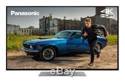 Panasonic TX-65GX560B 65 Inch SMART 4K Ultra HD HDR LED TV Freeview Play