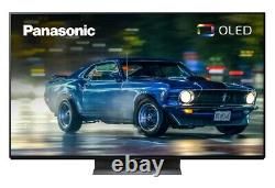 Panasonic TX-65GZ1000B 65 Inch SMART 4K Ultra HD HDR OLED TV Freeview Play
