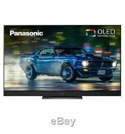 Panasonic TX-65GZ2000B 65 Inch SMART 4K Ultra HD Premium OLED THX CERTIFIED