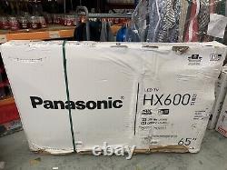 Panasonic TX-65HX600B 65 inch 4K Ultra HD LED Television/Smart TV