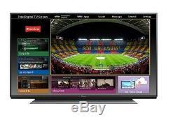 Panasonic Viera TX-85X942B 85 Inch 3D SMART 4K Ultra HD LED TV Freetime WiFi