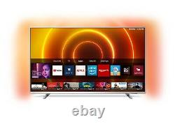 Philips 58 Inch 58PUS8105 Smart 4K Ultra HD LED TV Silver