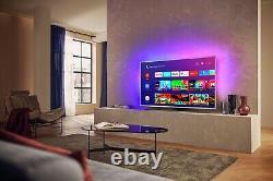 Philips 58PUS8505 58 Inch 4K Ultra HD Smart WiFi LED TV Silver