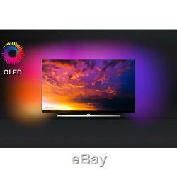 Philips 65OLED854/12 65 Inch OLED 4K Ultra HD Smart Ambilight TV