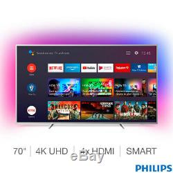 Philips 70PUS7304/12 70 Inch 4K Ultra HD Smart Ambilight TV L48