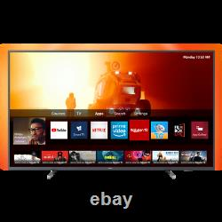 Philips TPVision 43PUS7805 43 Inch TV Smart 4K Ultra HD Ambilight LED Freeview