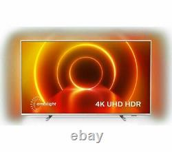 Philips TPVision 43PUS7855 43 Inch TV Smart 4K Ultra HD Ambilight LED Analog