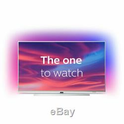 Philips TPVision 50PUS7334 50 Inch TV Smart 4K Ultra HD Ambilight LED Freeview